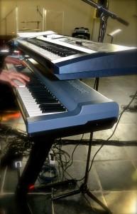 Magic on the keys :-)